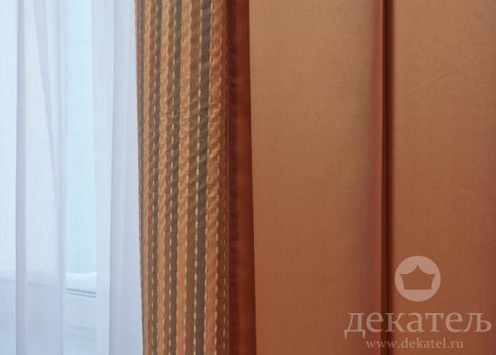 Шторы для небольшой квартиры в современном стиле | Дизайн ...: http://www.dekatel.ru/project/184/