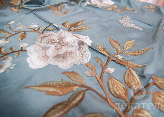 Фото портьерные ткани Fil D'Arian (Франция)