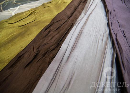 Фото портьерные ткани RichArt